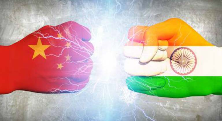 India, Warn, Threat, China, Conflict