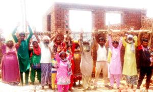 Villagers, Protest, Akali-BJP Panchayat, Blacksmith, Punjab