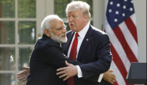 Modi and Trump