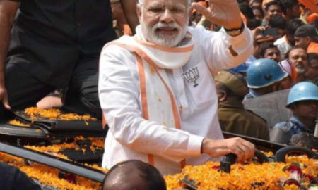Narendra Modi, Visit, Ceremony, Gujarat