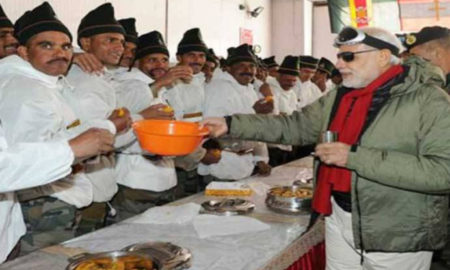 Hardship Alliance, Narendra Modi, Indian Army, Increases, Soldiers
