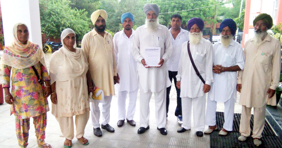Sandhu Kalan, Panchayat, Submitted, Resignation, Punjab