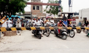 Railway Manmers, Gates, Vehicle, Drivers, Punjab