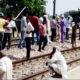 Jaat Andolan, Rail, Traffic, Interrupted, Reservation, Rajasthan