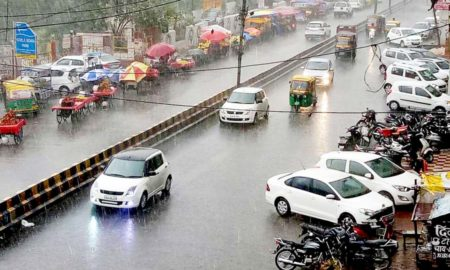 Rain, People, Relief, Gurugram, Water Logging, Problems