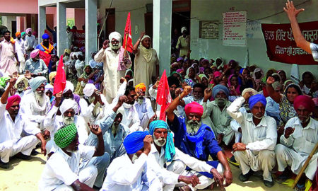 Workers Union, Protest, BDPO, Office, Raised, Villagers, Strike