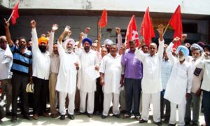 Workers, Protest, Anti, Farmer, Policies, Villagers, Raised, Strike