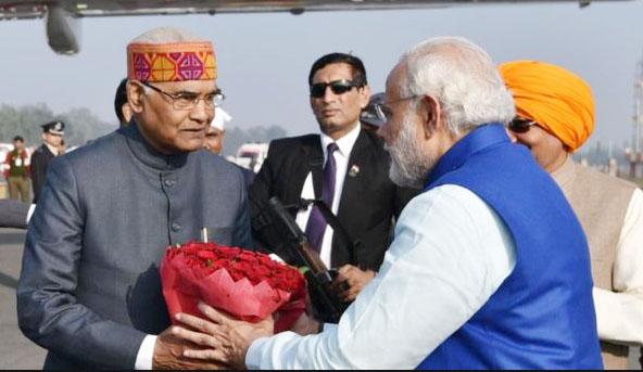 Birthday News of Ramnath Kovind in Hindi modi congratulated kovind