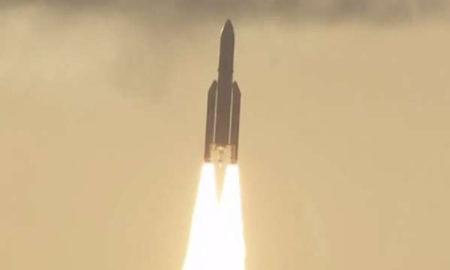 Satellite, GSAT17, Launch, Rocket, French Guiana
