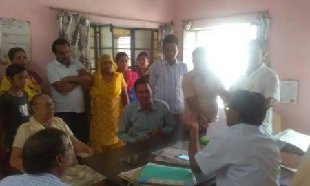 Anger, Contaminated Drinking Water, Supply, Rajasthan