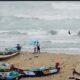 Fishermen, Missing, Recovered, Wind, Rain