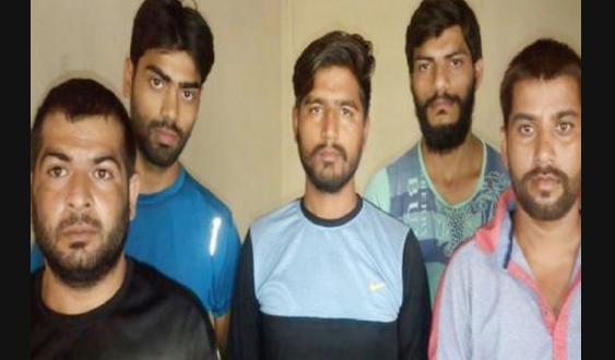 Sunder Bhaati Gang, Shooter, Arrested, Police, Noida