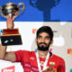 Srikanth Kidambi, Super Series, Badminton, Game