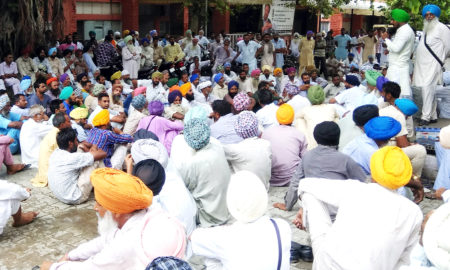 Truck Operators, Protest, State, Government, Raised, Strike, Punjab