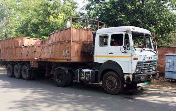 Truck, Car, Accident, Died, Jaipur