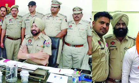 Firing, Police, Gangsters, Most Wanted, Arrested, Vicky Gounder Gang