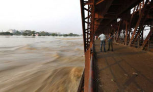 Yamuna River, Water Level, Increase, Heavy Rains, Haryana