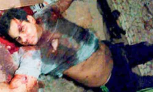Gangster, Anand Pal, Killed, Encounter, Police, Firing, Rajasthan