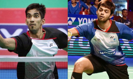 Badminton Tournament, Semifinals, Kidambi Srikanth, Prannoy Kumar