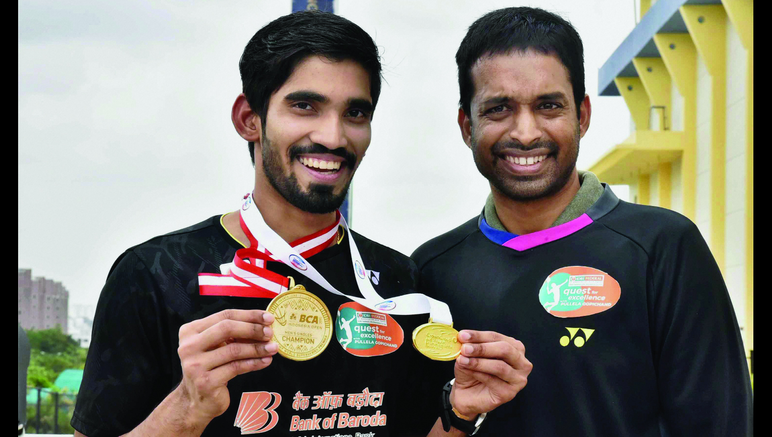 World Championship, Next Target, Srikanth Kidambi, Badminton
