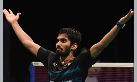 Srikanth Kidambi, Badminton, Ranking, India, Player