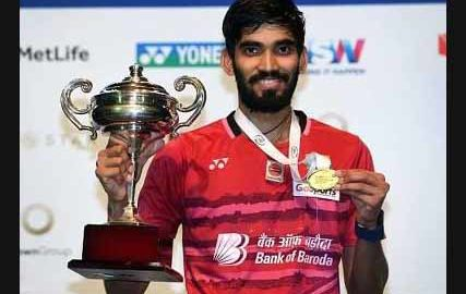 Srikanth Kidambi, Won, Australia Open Super Series, Badminton