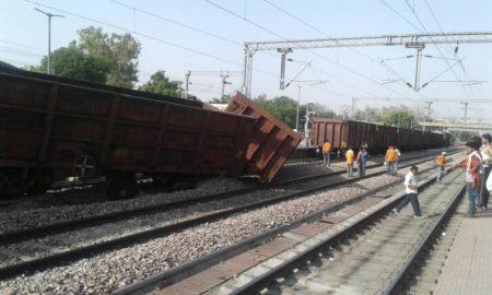 Derailment, Box, Freight Train, Rajasthan