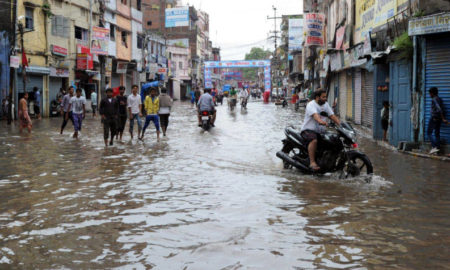 Rain, Landslide, North-East, Death, Water logging