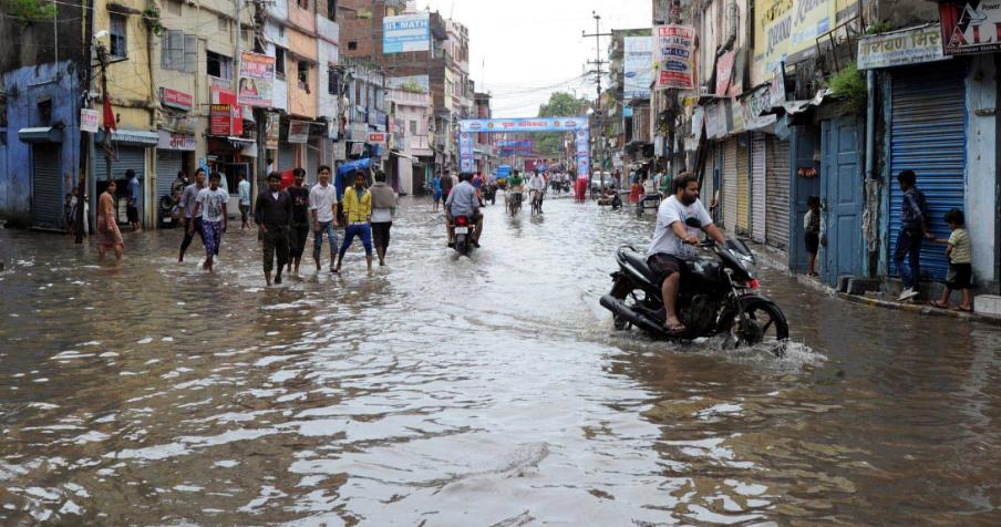 Rain, Landslide, North-East, Death, Water logging