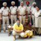 Arrested, Including, Drug Powder, Police, Punjab
