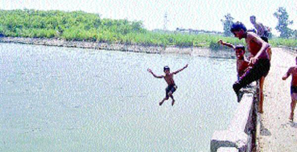 Unaware, Children, Danger, Canal, Life, Punjab