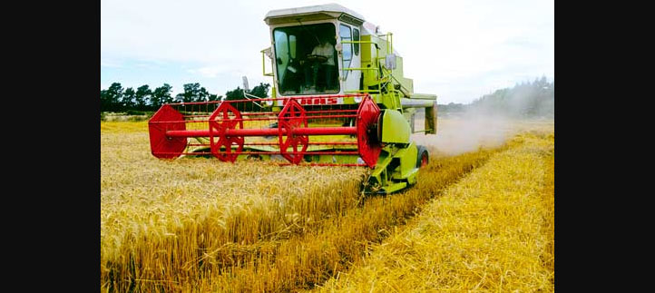 Relief News, Farmers, Combine Harvester, State Government, Rajasthan