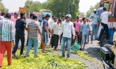 Farmers, Strike, Ends, Maharashtra, Financial Help, Mitting