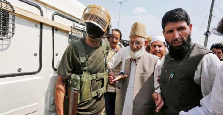 NIA, Raid, Terror Funding case, Including, Kashmir, Delhi