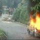 Raid, GJM Premises,Weapons, Increased Violence, Burn Car