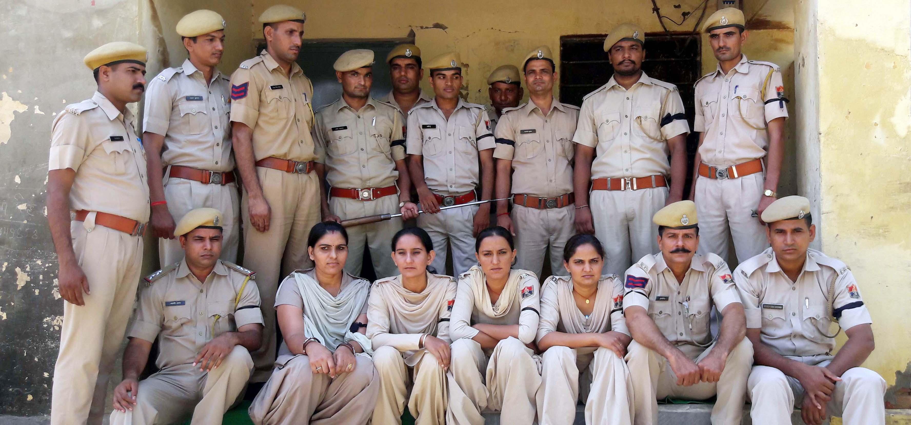 Prison Personnel, Leave, Duty, Jail, Rajasthan