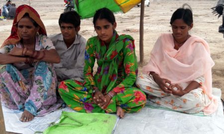 Woman, Strike, Children, Demand, Action, Former MLA, Rajasthan