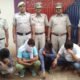 Arrested, Betting, Cricket Match, Police, Haryana