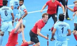 FIH Hockey World League, SemiFinals, India. Lost, Canada