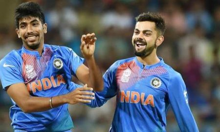 Virat Kohli, Top, Jasprit Bumrah, ICC, Ranking, Cricket