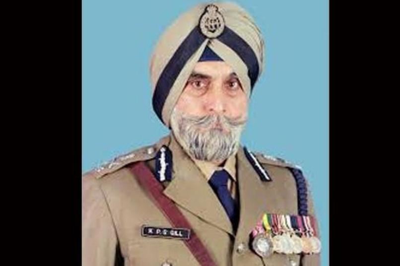 Death, Lost, Friend, KPS Gill, DGP, Tribute, Amarinder Singh, Punjab