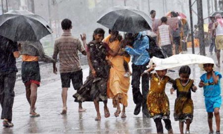 Monsoon, Maharashtra, Died, Falling, Lightning, Rain