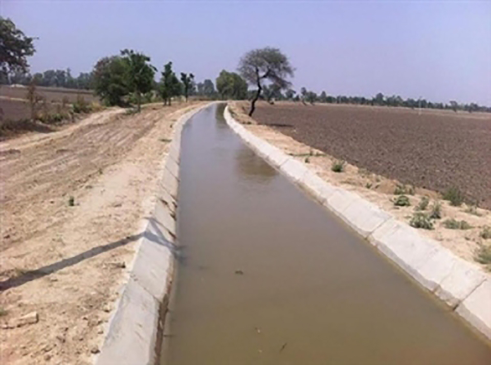 Water, Fields, Distributor, Cost, Canal, Punjab