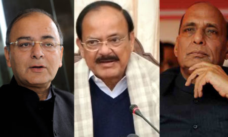 Presidential Elections, Three Member Committee, BJP, Consent