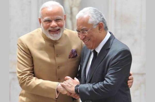 Narendra Modi, India, PM, Portugal, Business