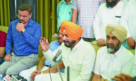 Punjab, Navjot Singh Sidhu, Sukhbir Badal, JalBus