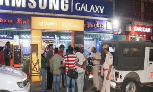 Firing, Scoundrel, Mobile Stores, Police, Rajasthan