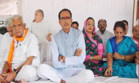 Kisan Andolan, CM, Shivraj Singh, Broke, Fast, MP
