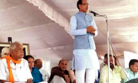 MP, CM, Shivraj Singh, Fast for Peace, Farmers, Appeal, Violence