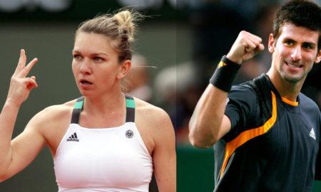 Quarterfinals, Novak Djokovic, Simona Halep, Tennis